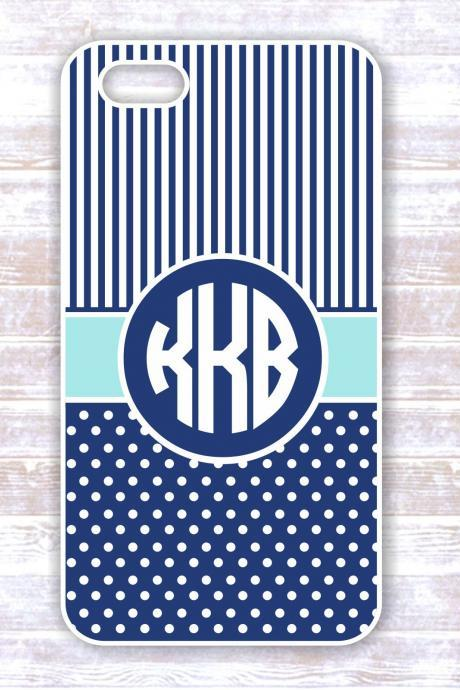 Monogrammed Iphone 5 case - Personalized Hard Cases for iphones