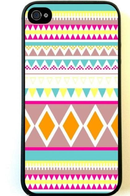 Retro Vintage Aztec IPhone cover