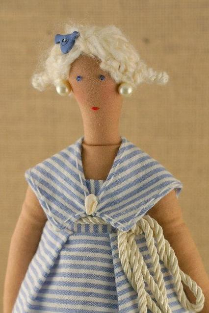 Tilda Cloth doll Elza
