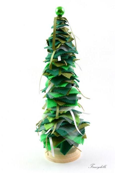 50% Sale - Handmade Christmas Tree for Home Decor