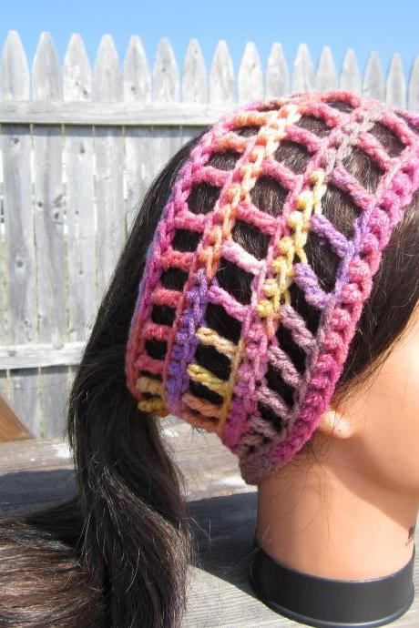 Headband,Dreads Band, Hippie Headband, Hair Accessory