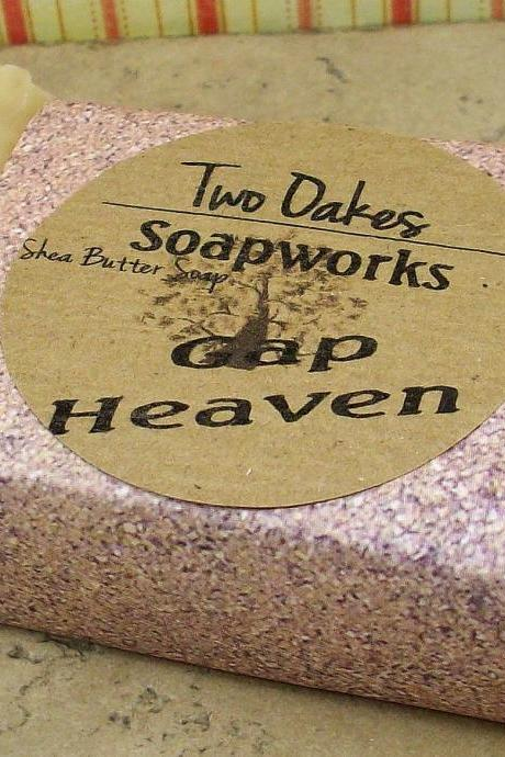 Gap Heaven type scented Cold Process soap