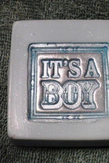 It's a Boy Soap