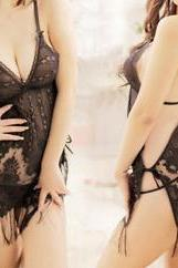 Sexy lingerie Sexy Black Lingerie cute825