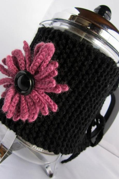Coffee Plunger Cover French Press Cosy