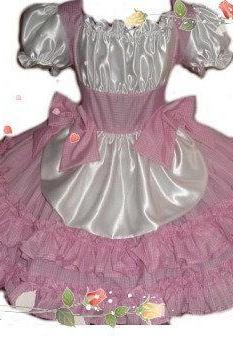 Little Bo Peep Halloween Costume Gingham and Satin Swiss Miss Maid Dress Custom Size Plus Size Made to Measure Handmade Costume