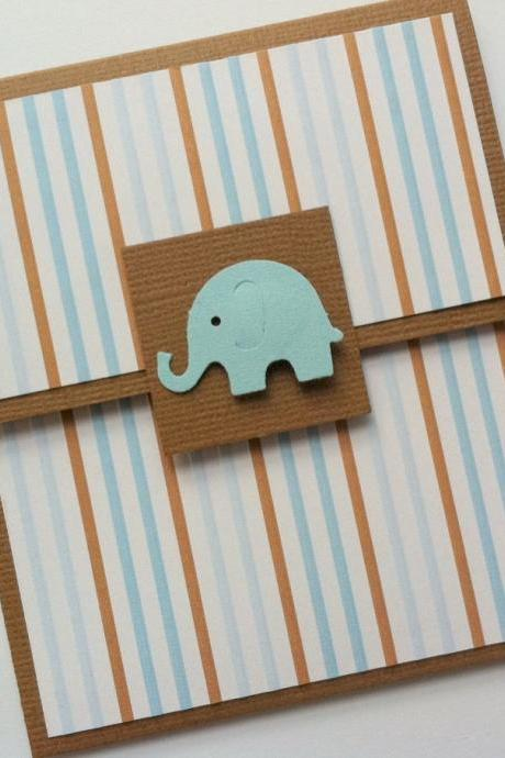 Gift Card Holder Baby Boy Baby Shower Birthday