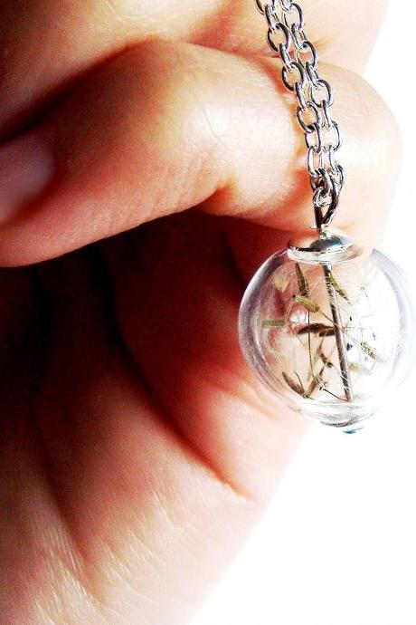 Mini wish necklace