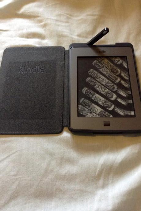 Kindle Touch with Case