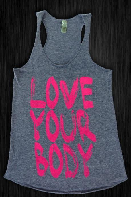 Love Your Body Tank