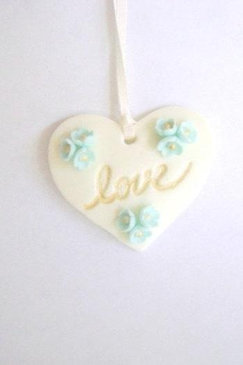 Wedding Favor Tag. Love Tag. Heart Tag. Set of 10