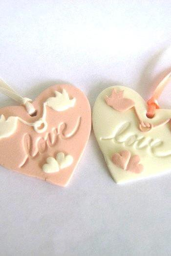 Wedding Favor Tag. Love Tag. Set of 10