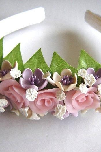 Flower Girl Accessories. Wedding Party