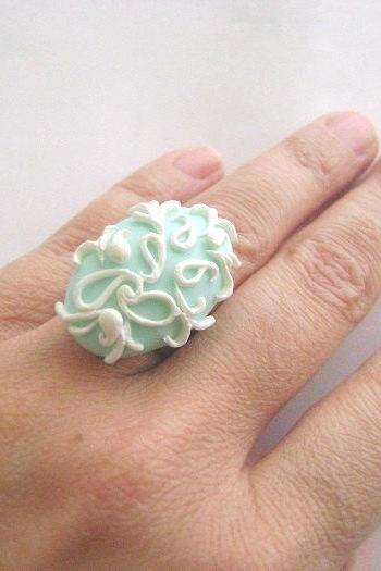 Adjustable clay Ring