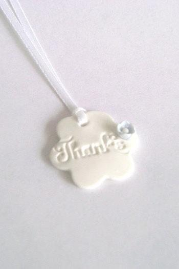 Wedding Favor Tag.Gift Tag.Thank you Tag. Set of 10. Made-to-Order