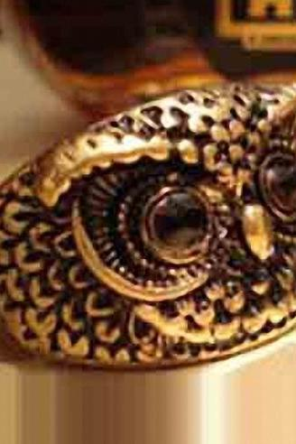 Owl Ring, Owl Ring For Woman, Free Shipping Ring