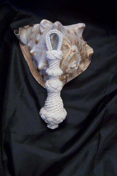 Small Nautical Star Knot Bell Rope
