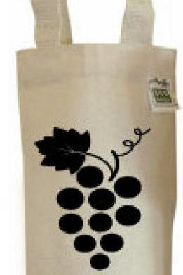Custom Recyclable Wine Tote Bags