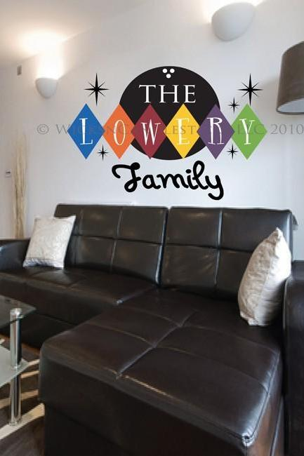 Our 1st Home Decorations-The Bowling Family