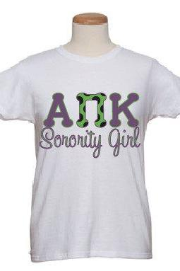 Sorority Shirt and the Preppy Sorority T Shirt