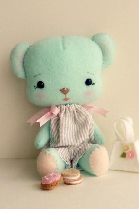 Biscuit Bear pdf Pattern