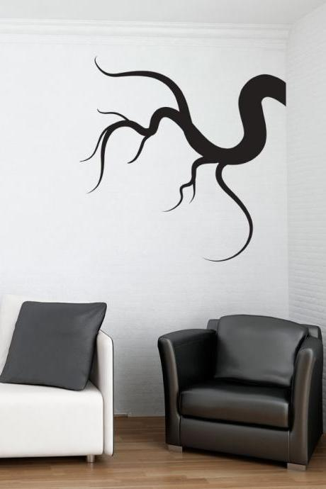 Bare Tree Branch Wall Decal
