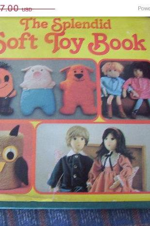 ON SALE The Splendid Soft Toy Book