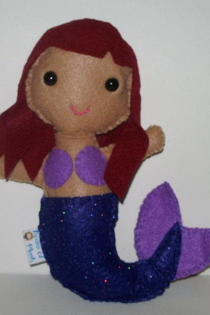 Mermaid Plushie