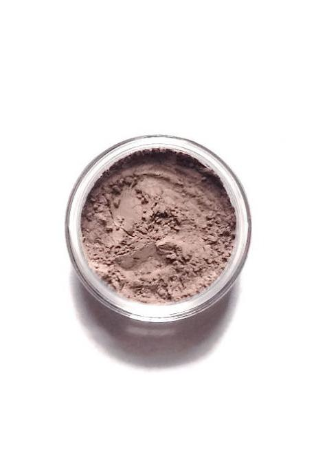 Mineral Eyeshadow // Sand // - Basic Neutral Taupe Mineral Eye Shadow