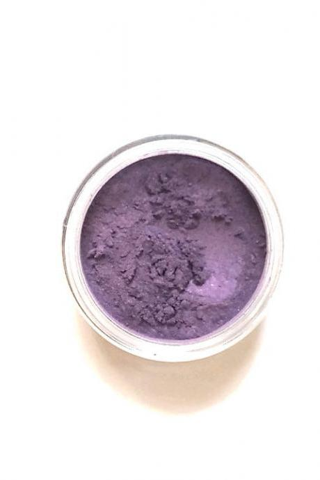 Violet - Purple Mineral Eyeshadow - Handcrafted Makeup