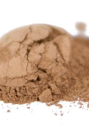 Vegan Mineral Foundation // Earth // Neutral Warm Medium