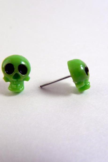 Little Skull Earrings