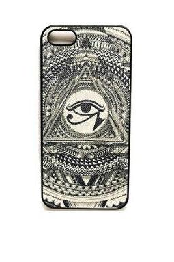 Aztec Eye Pattern iPhone 5 5s Case