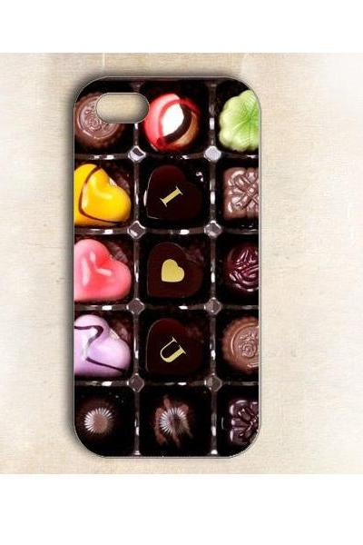 Box of Chocolates Love case for iphone 5s