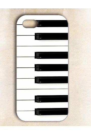 Piano Painting design case for iphone 5 5s