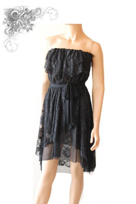 Little Black Dress /Cocktail / Evening / lace dress