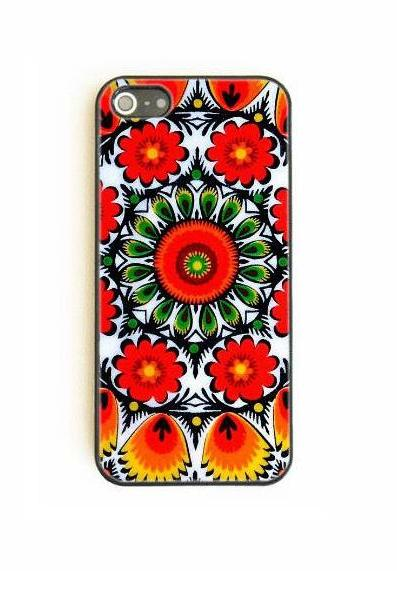 Colorful Sun Flower design case for iphone 5 5s