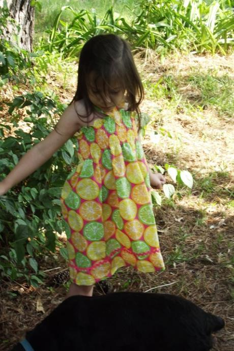 Girls halter sundress size 3, twirl (2,4,5)spring/summer
