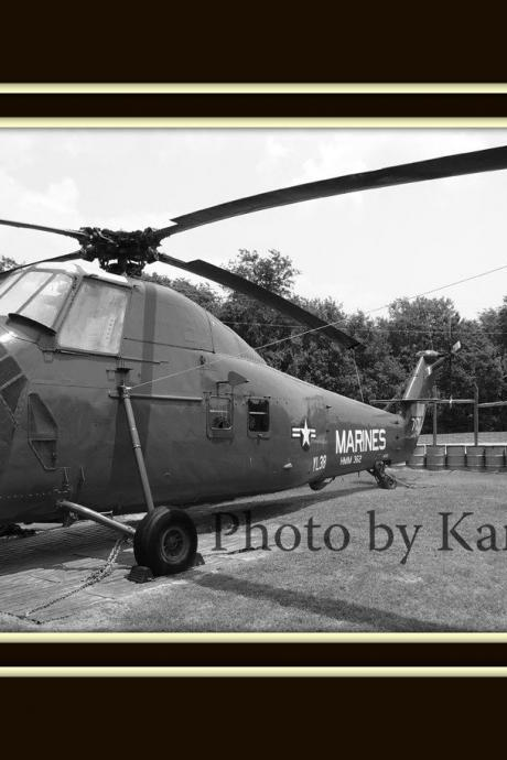 Copter 5 x 7 Original Photograph, other sizes available