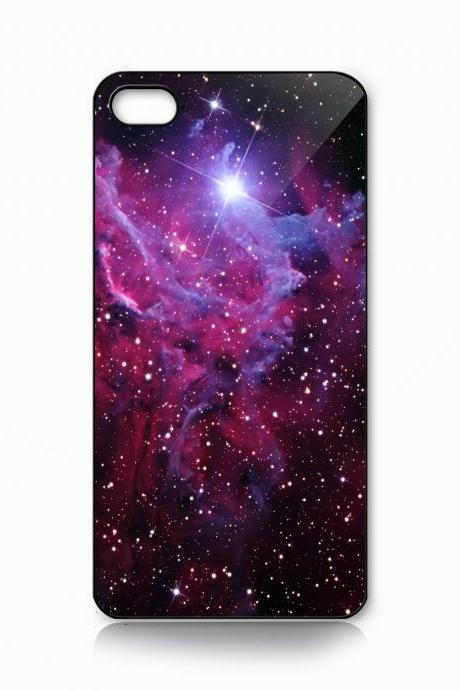 Custom iPhone 4 case, iPhone 5 case, Samsung galaxy case, Samsung Galaxy s3 , Samsung Galaxy s4 case Amazing Nebula Star