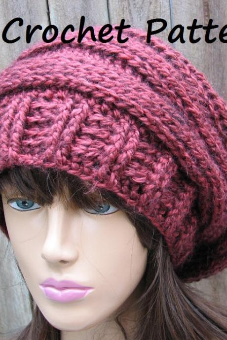 Crochet Hat Patterns Luulla