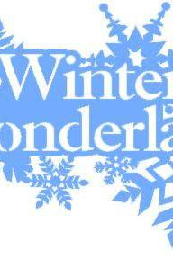 Winter Wonderland Decal