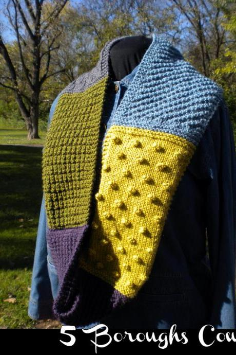 The 5 Boroughs Cowl