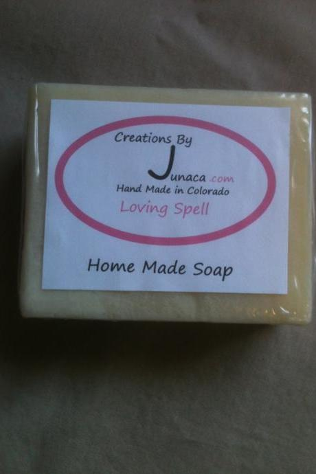 Large Bar Cold Process Soap - Many Fragrances to Choose From - Handmade in Colorado
