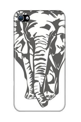 iPhone 4/4s case, iPhone 5 case, galaxy s2 case, galaxy s3 case, galaxy s4 case, galaxy note2 case, htc one x case - Elephant art