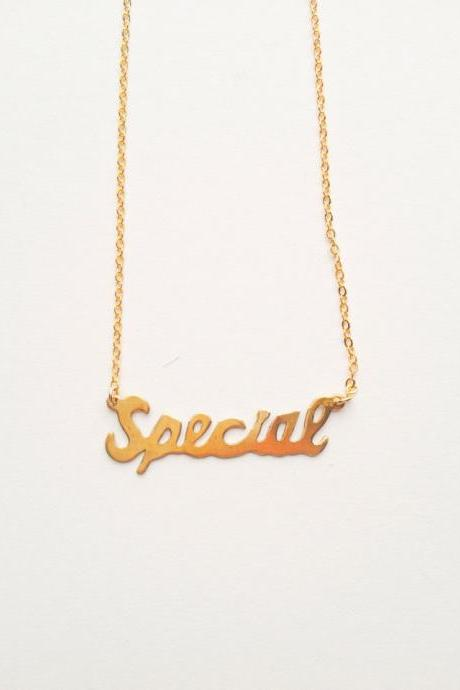 Vintage retro special gold plated necklace :) Cute lovely heart vintage chic