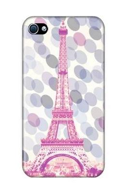 iPhone 4/4s case, iPhone 5 case, galaxy s2 case, galaxy s3 case, galaxy s4 case, galaxy note2 case, htc one x case - Sweet Eiffel Tower