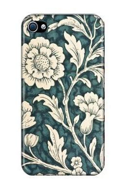 iPhone 4/4s case, iPhone 5 case, galaxy s2 case, galaxy s3 case, galaxy s4 case, galaxy note2 case, htc one x case - Vintage Floral