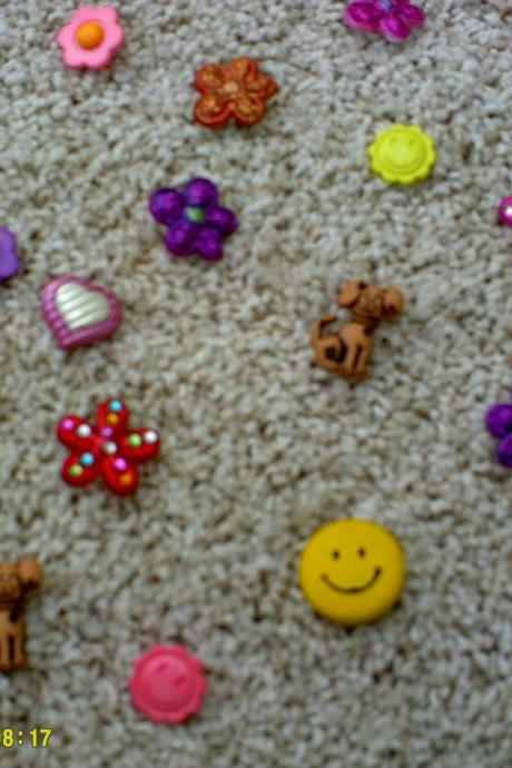 cute buttons for crafts or jewelry