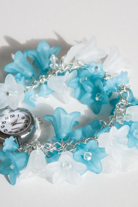 Bluebell bracelet watch